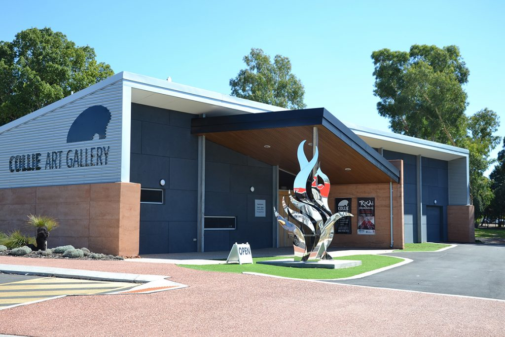 Collie Art Gallery