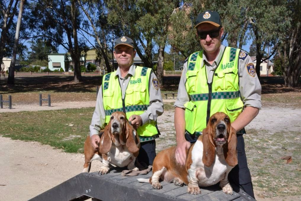 Shire of Collie rangers