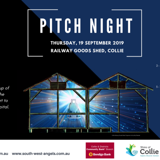 SW Angels Pitch Night Collie