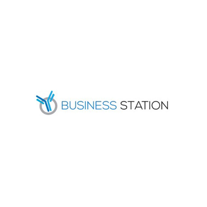 business station